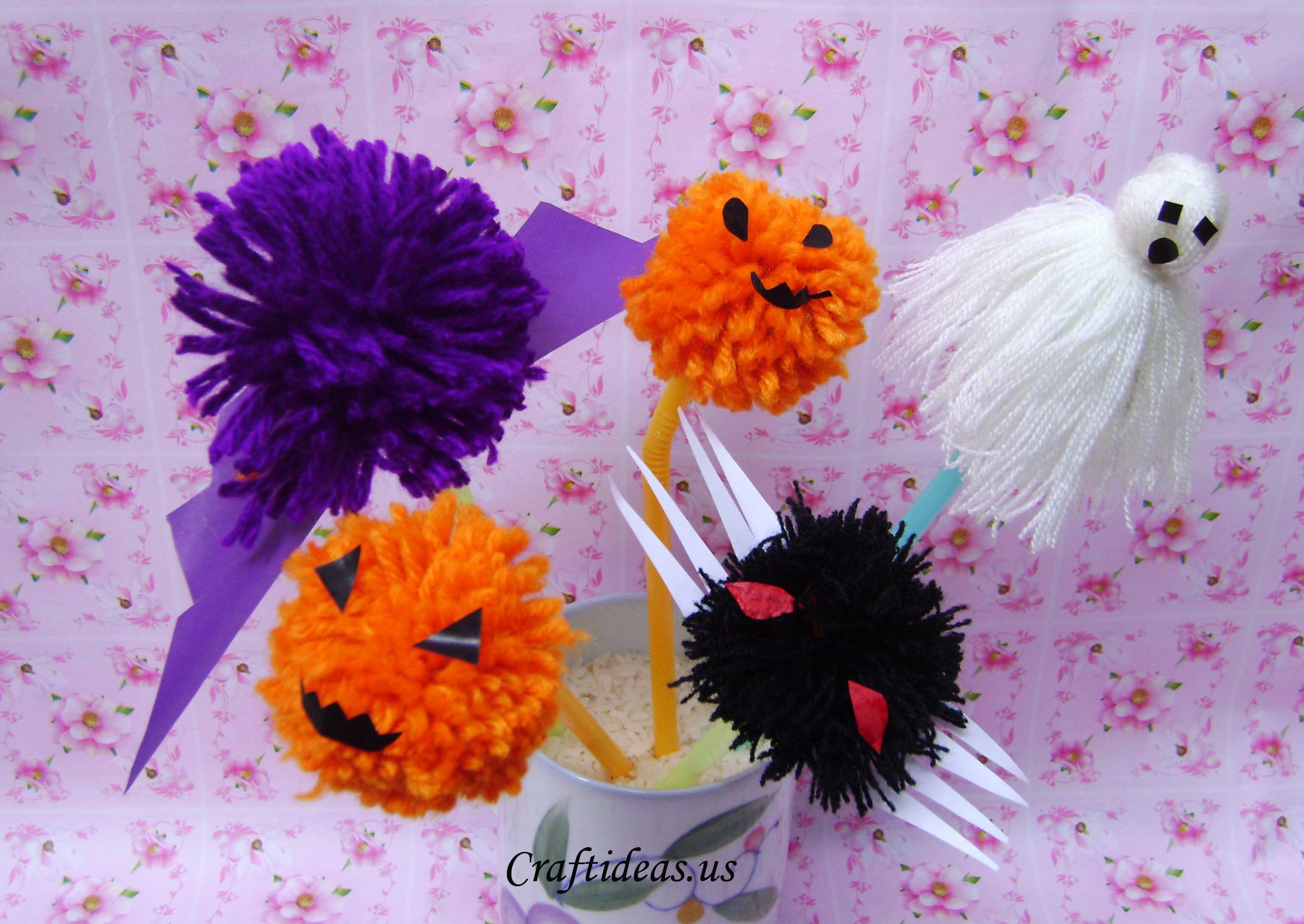 Pin Halloween Craft On Pinterest