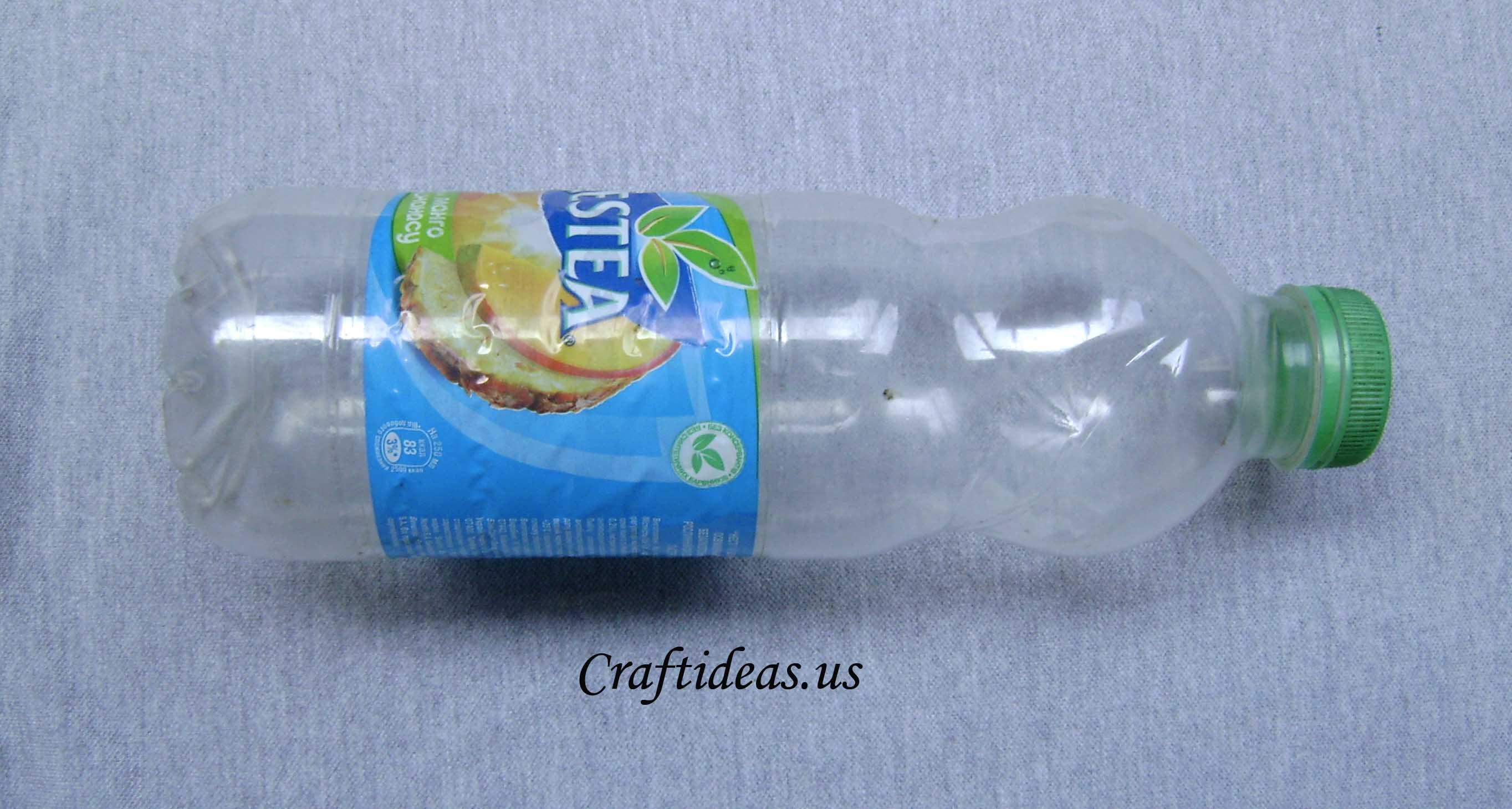 Как сделать верёвку из пластиковой ПЭТ бутылки - Сайт seno 1