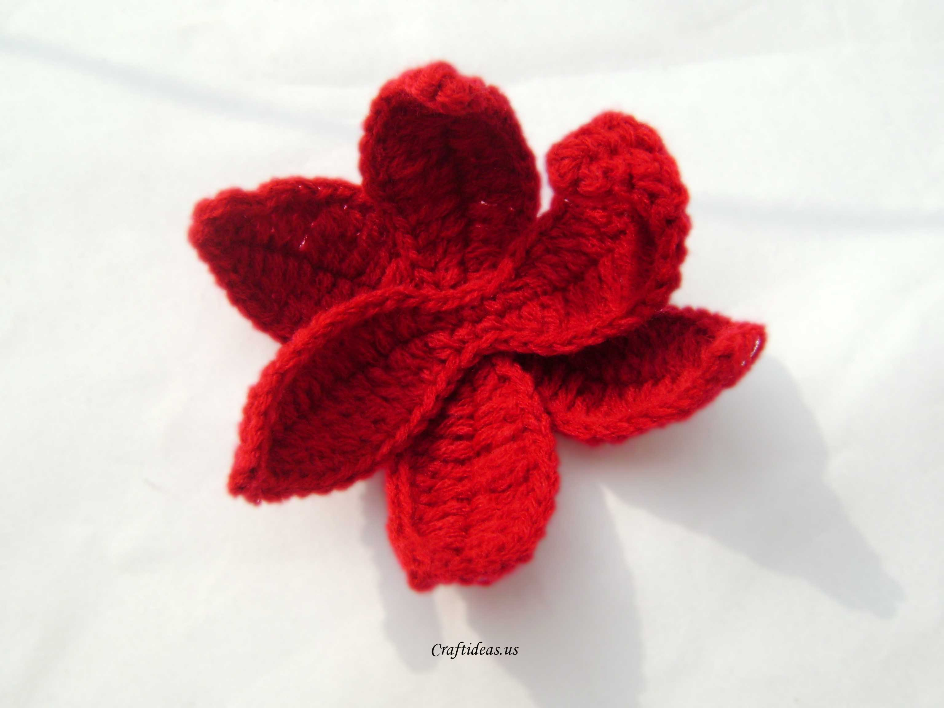 Crochet Craft Projects : Pin Christmas Craft Ideas Crocheted Ornament For Christmas Tree on ...