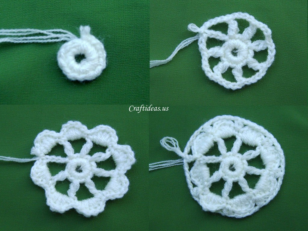 Crocheting Tutorials : crochet tutorial
