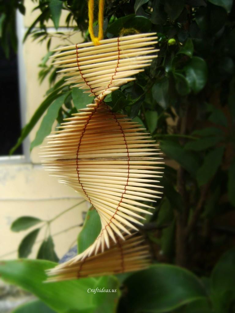 Crafts Using Toothpicks