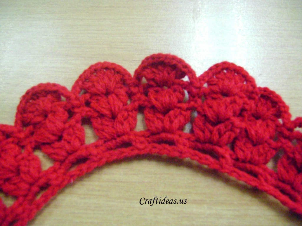Crochet flower tutorial - Craft Ideas