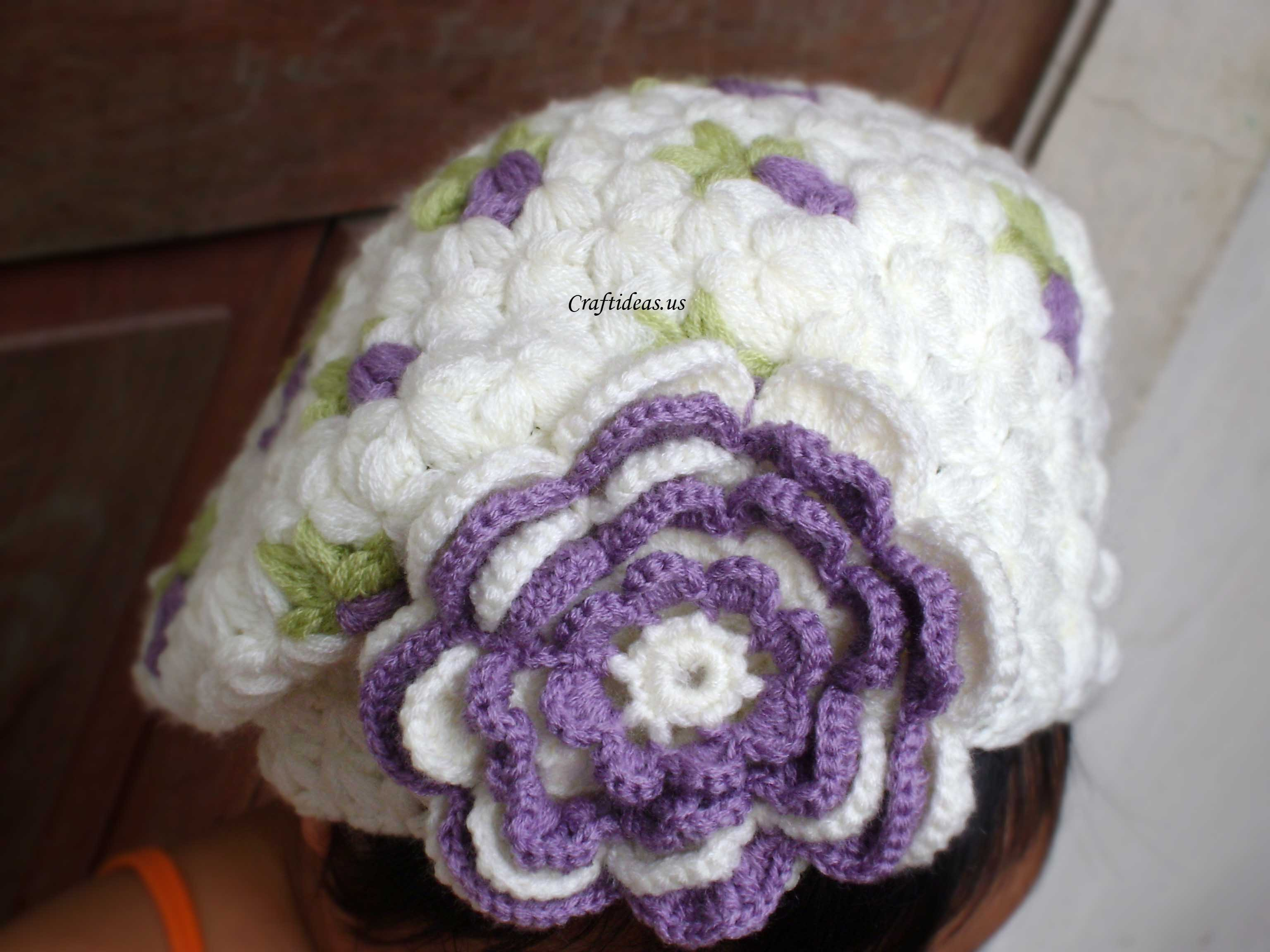 Crochet Jasmine Stitch Hat : Your email address will not be published. Required fields are marked *