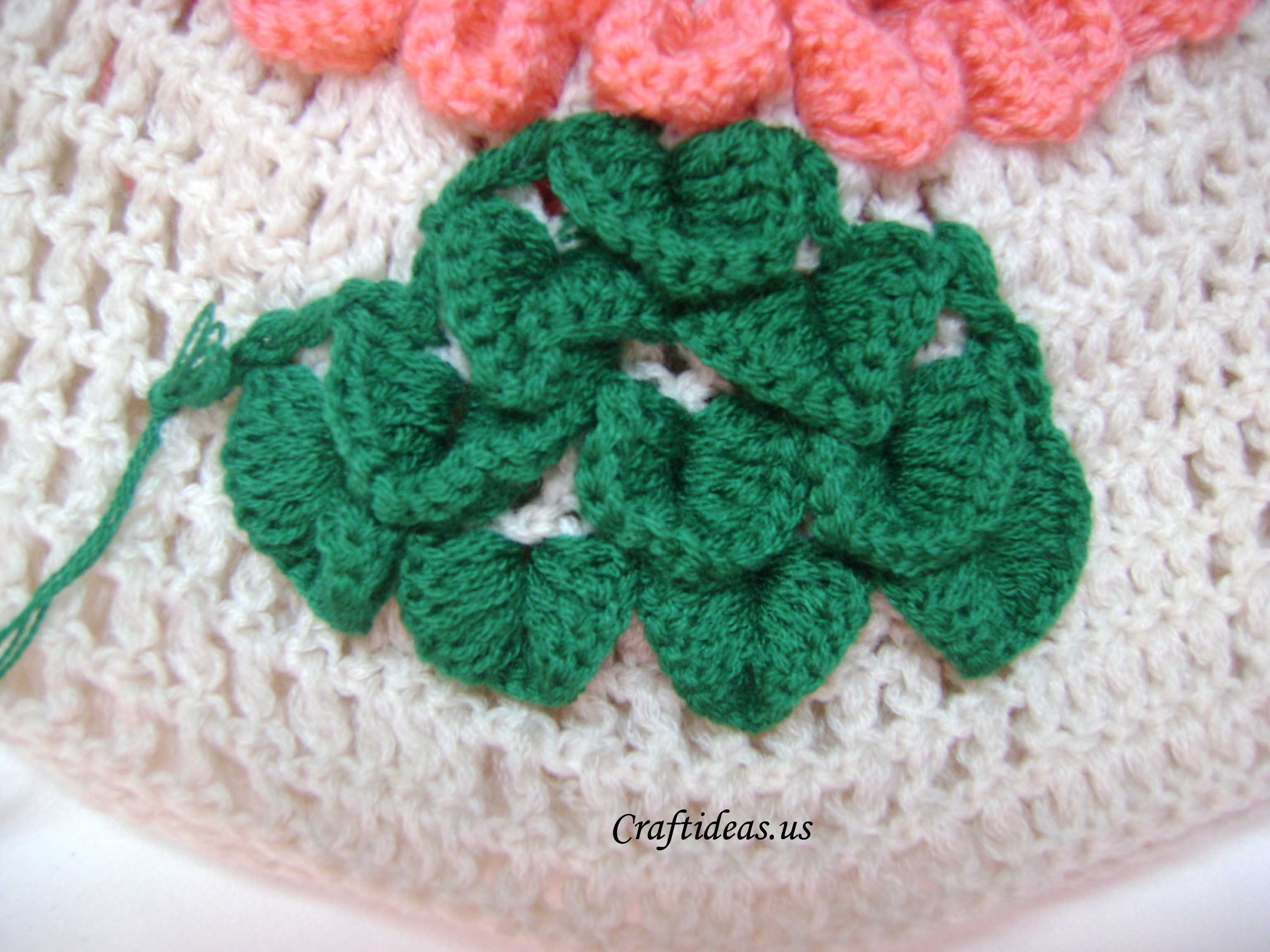 Christmas Craft Ideas Crocheted Beauty Snowflake Tutorial Make ...
