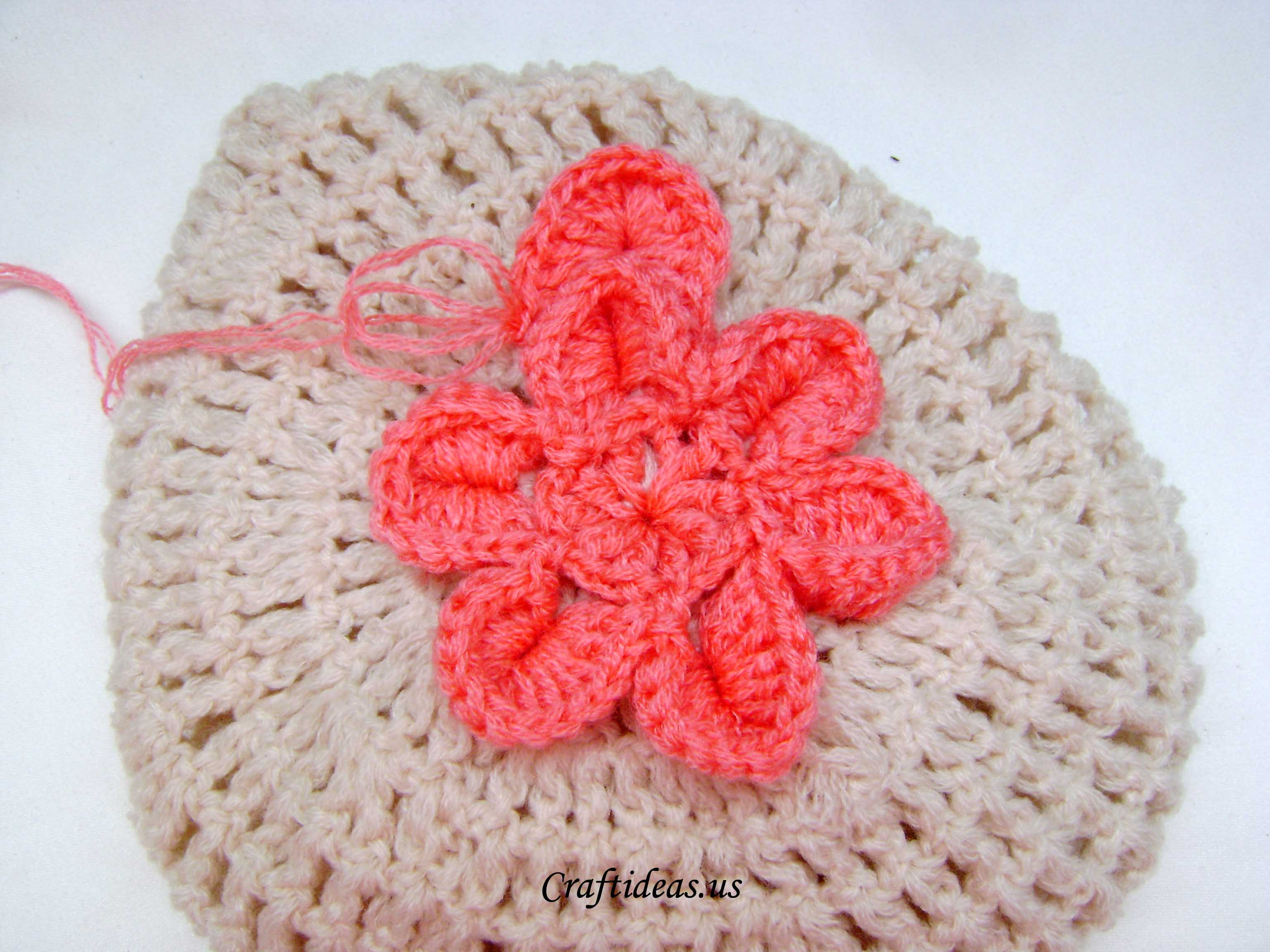 Crocheting Ideas : Pin Christmas Crafts Ideas Crocheted Christmas Clock Christmas Tree ...