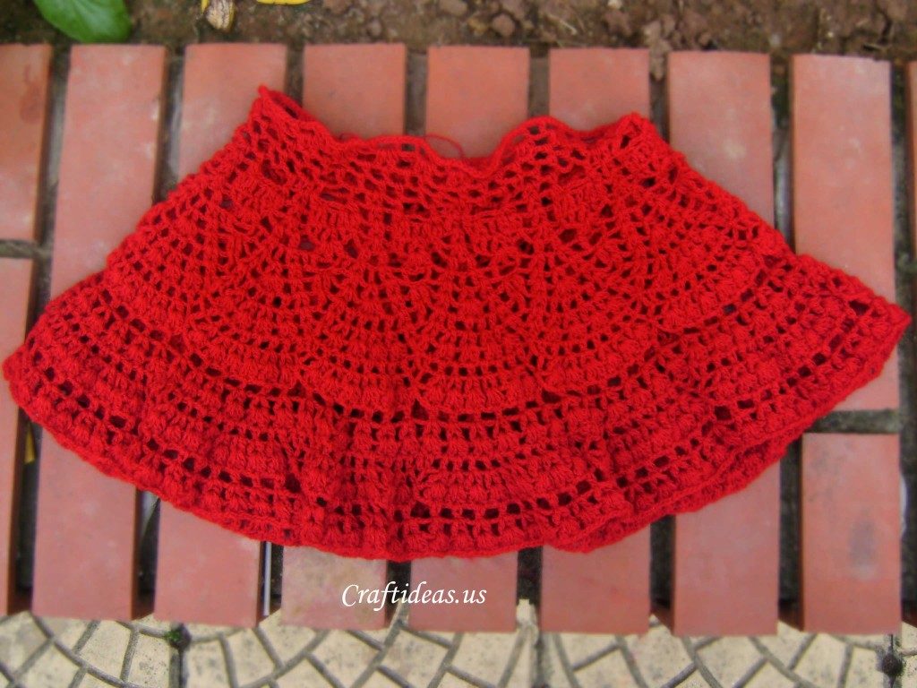 Free Crochet Patterns Baby Shower Favors : Image Crochet Baby Skirt Pattern Download