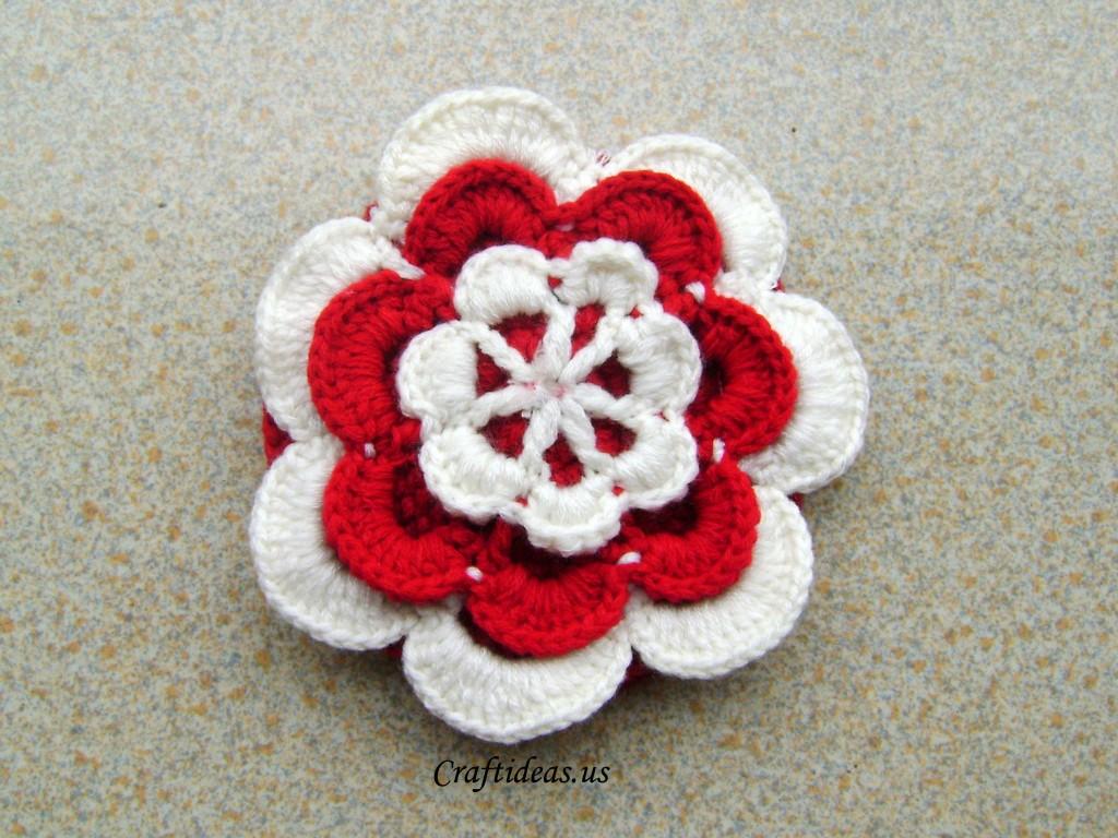Crochet Flower Purse For Baby Girls Craft Ideas