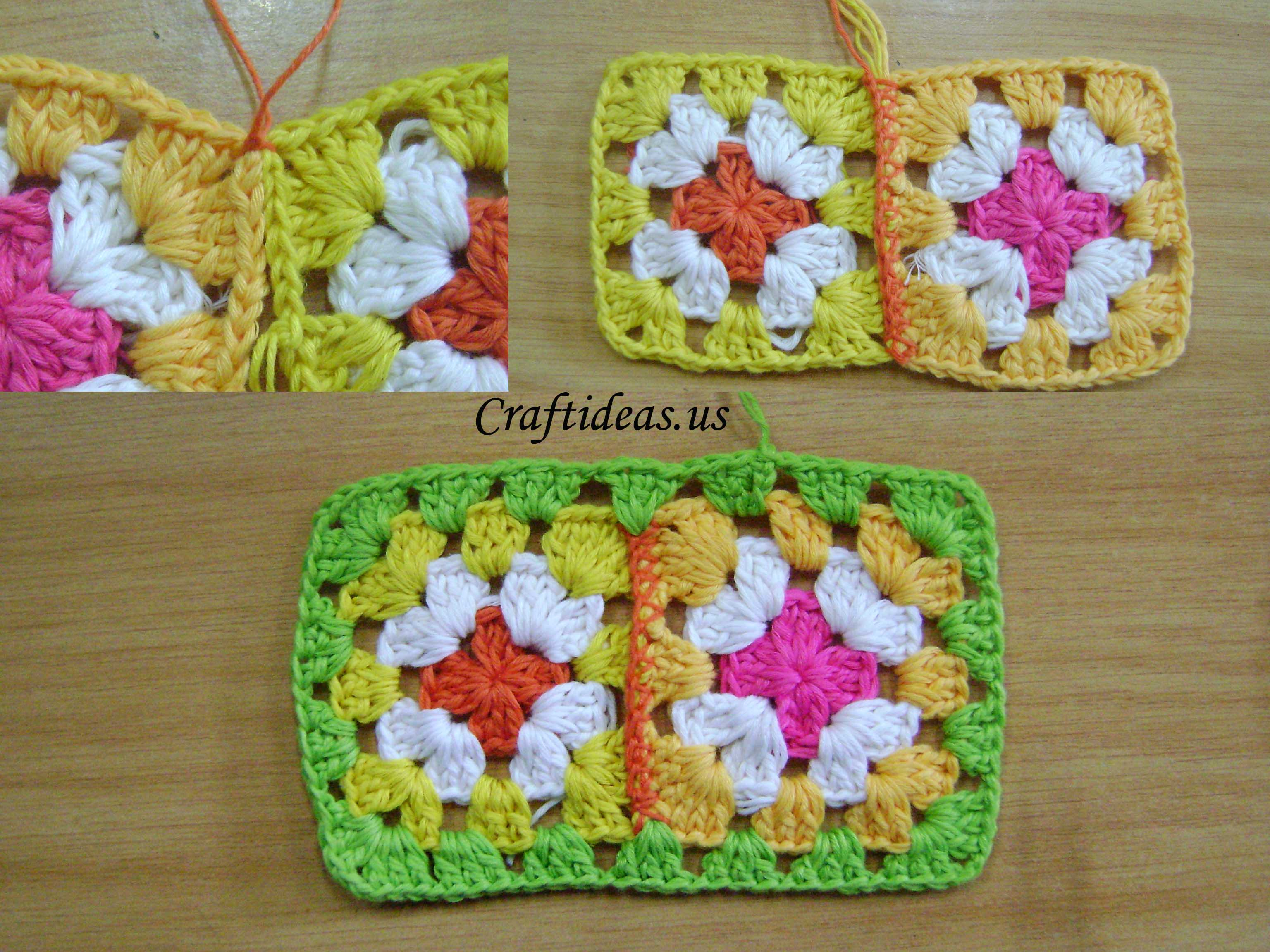 crochet mini bag tutorial