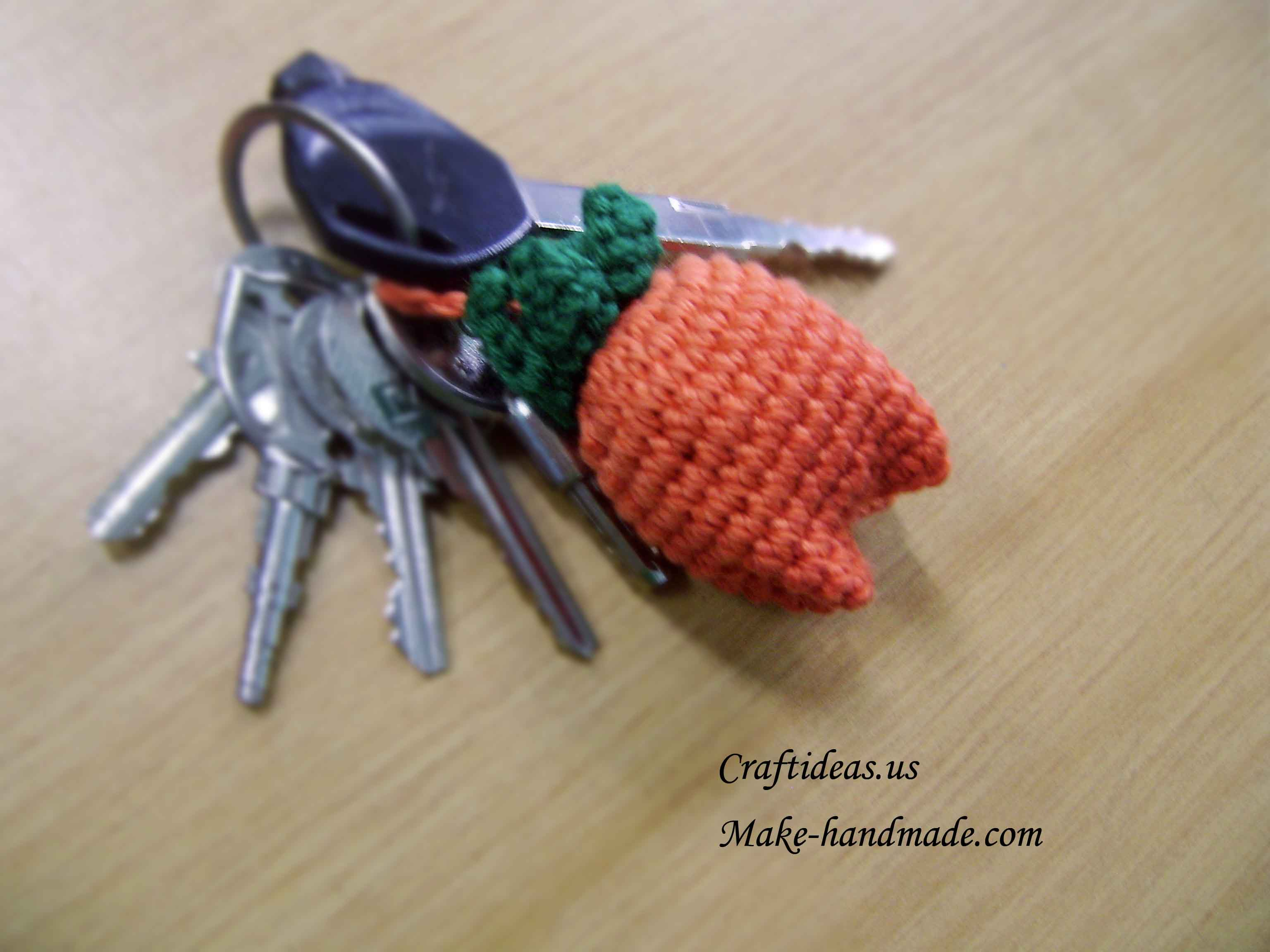 Amigurumi Flower Tutorial : Crochet tulip flower tutorial craft ideas