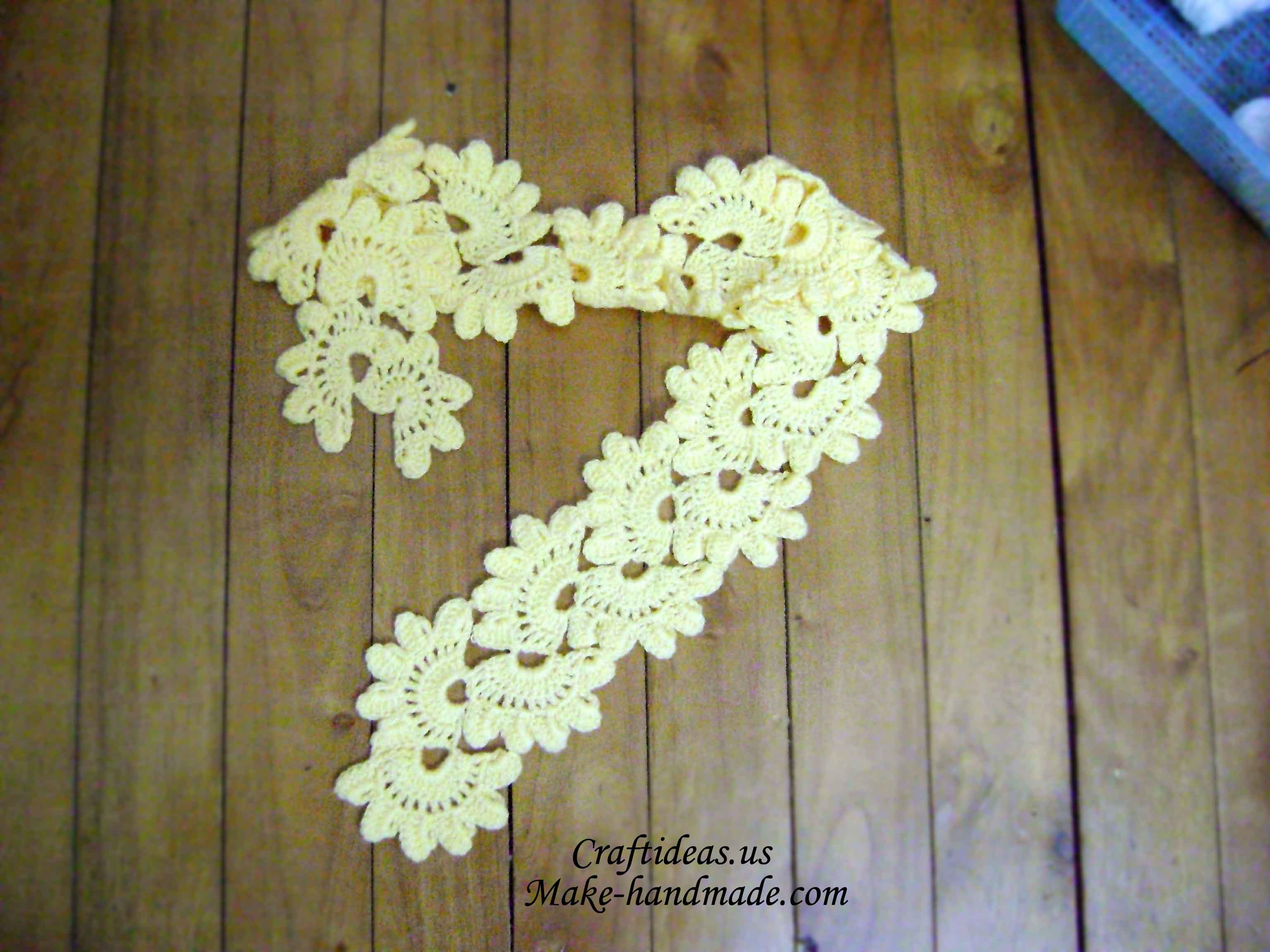 posted in crochet flowers tutorial leave a reply crochet tulip flower ...