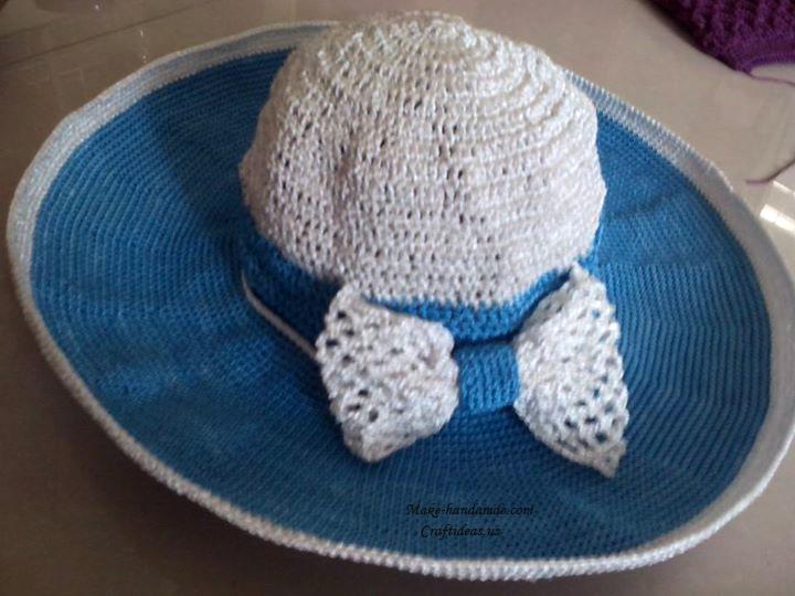 crochet bow ideas