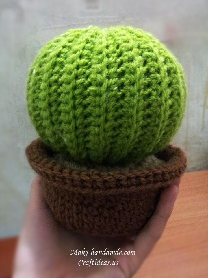 Cactus Ami Pincushion | Basteln, Kaktus häkeln, Nadelkissen häkeln | 960x720