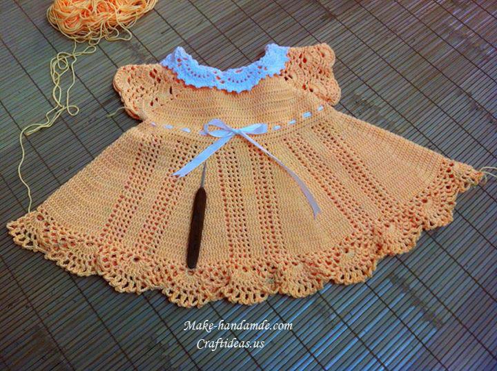 crochet fashion for kids