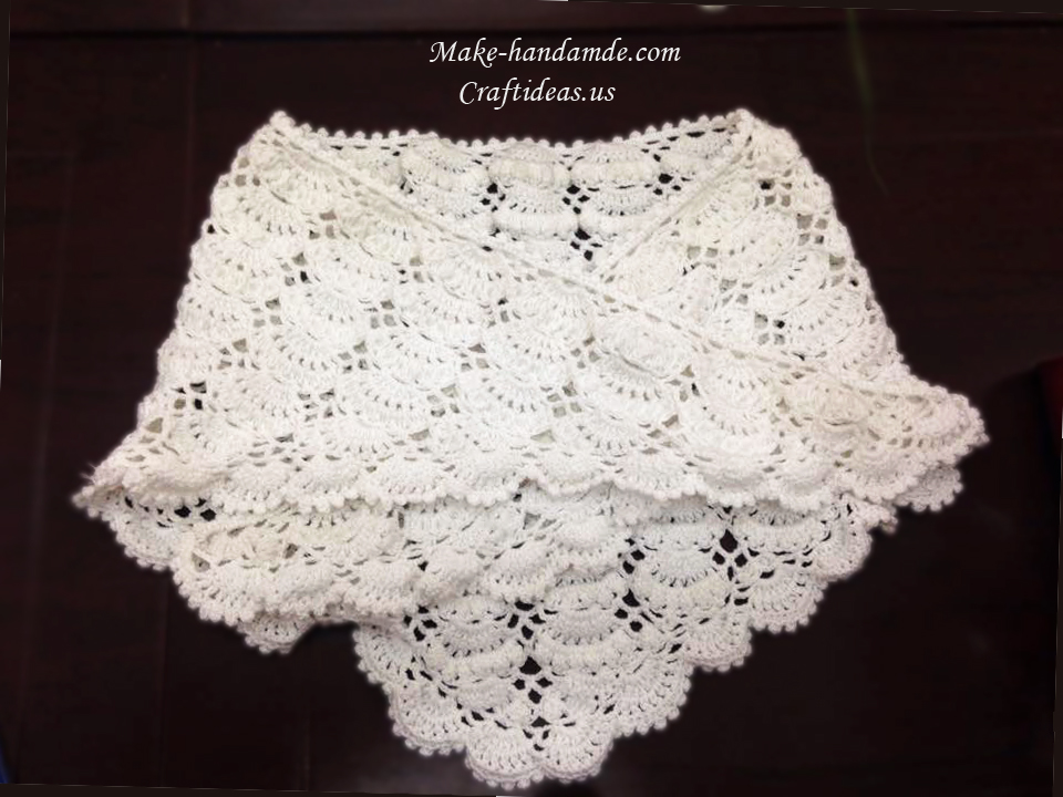 Crochet Patterns Free Shawl Lace images