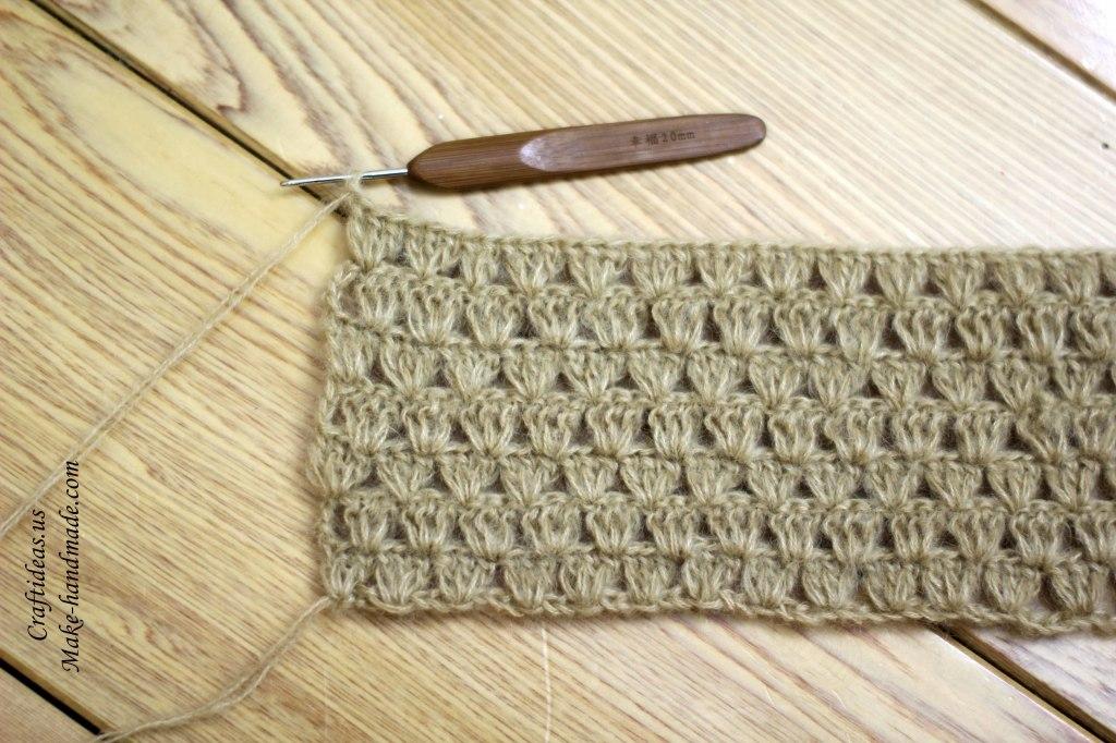 Crochet cowl scarf ideas