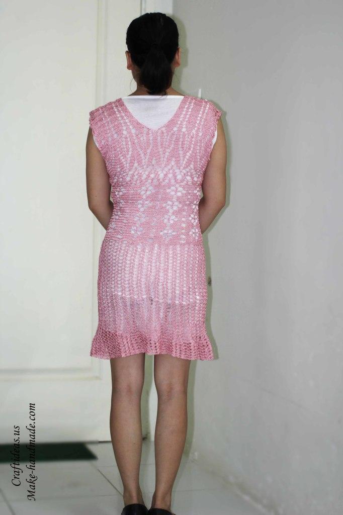 Crochet dress ideas for summer