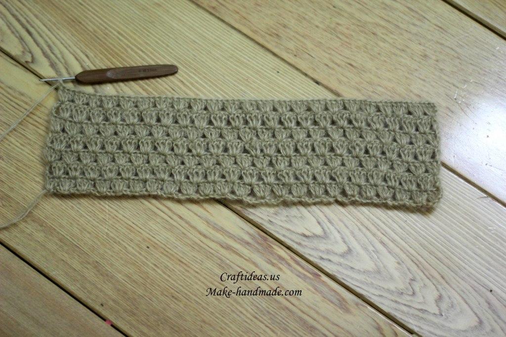 Crochet easy and beauty dress for women