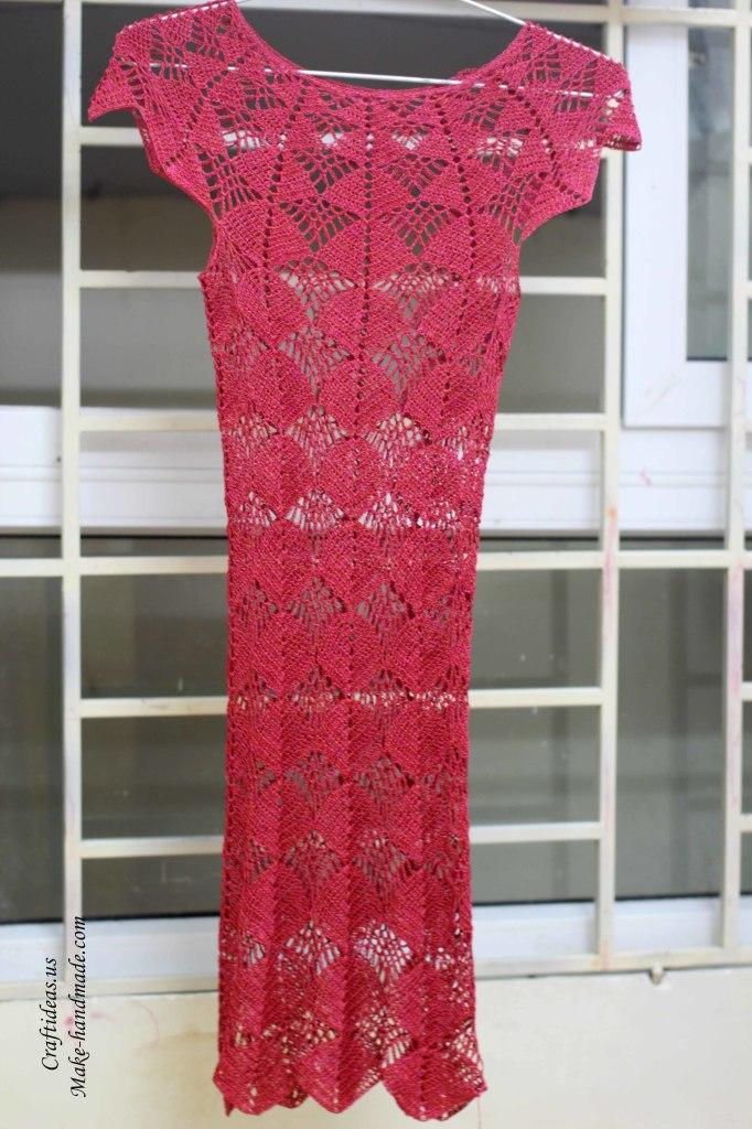 Crochet lace fashion