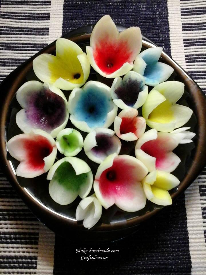 Flowers craft ideas