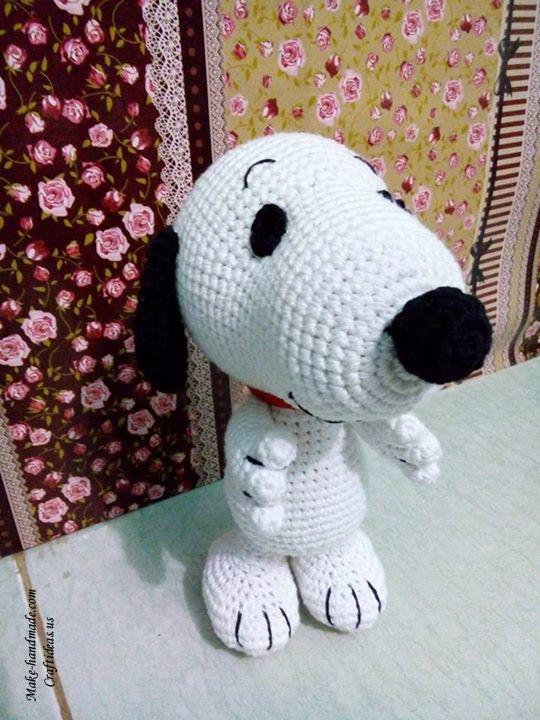 Crochet Snoopy ideas for kids