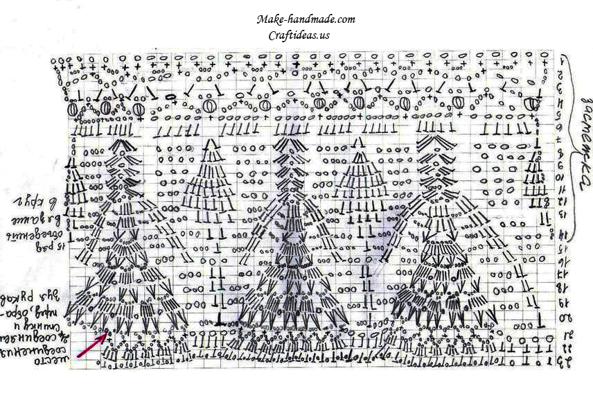 crochet cute summer lace tank top for beach craft ideas
