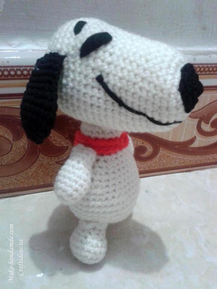 Crochet doggy ideas