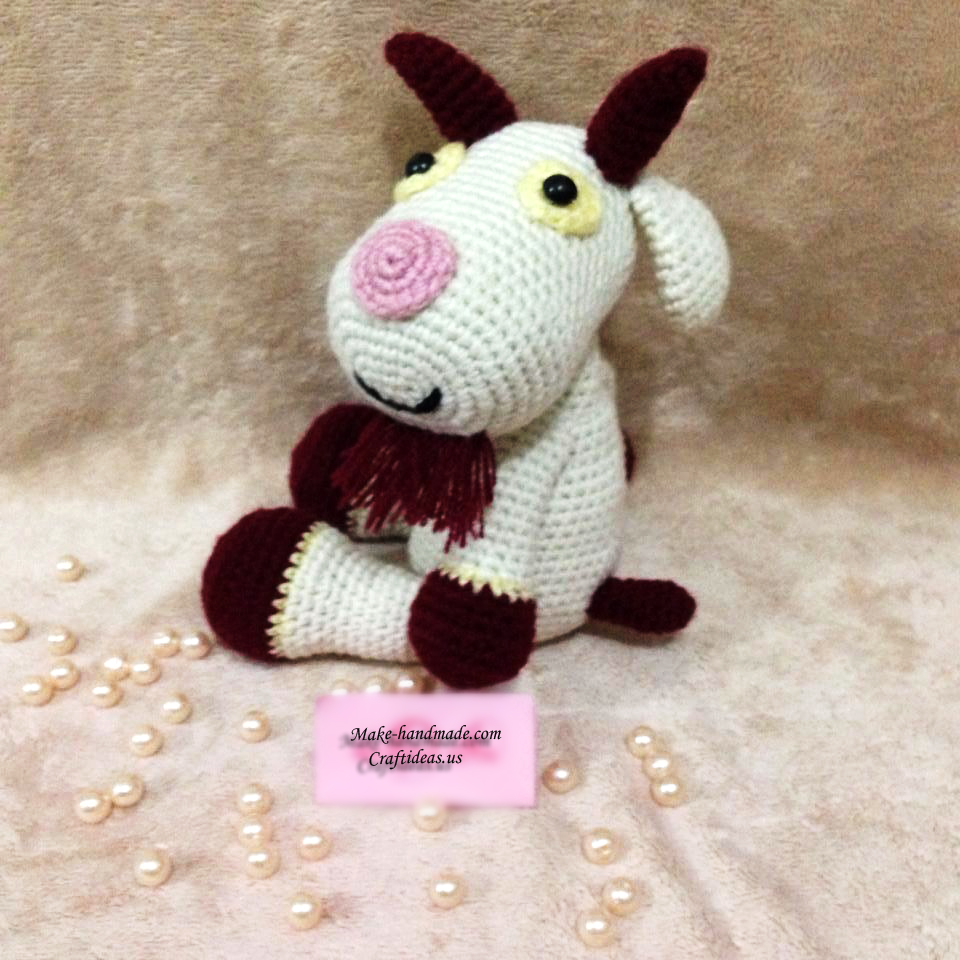 Crochet goat ideas