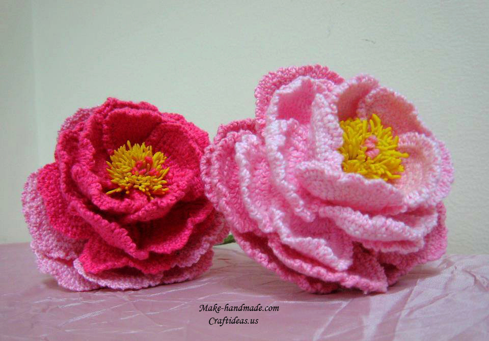 Flowers Craft Ideas