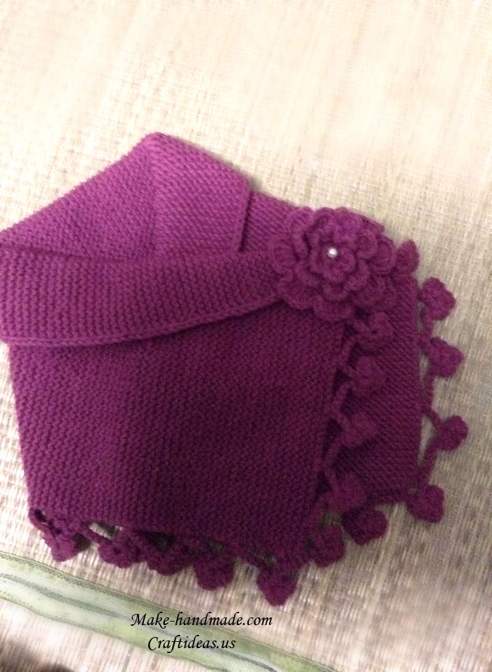 knitting neck warm ideas