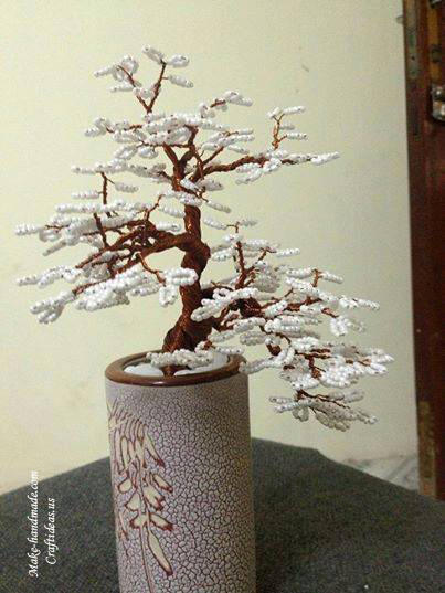 snow bead tree
