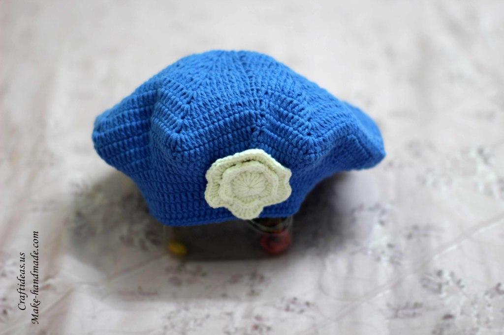 Crochet beret ideas