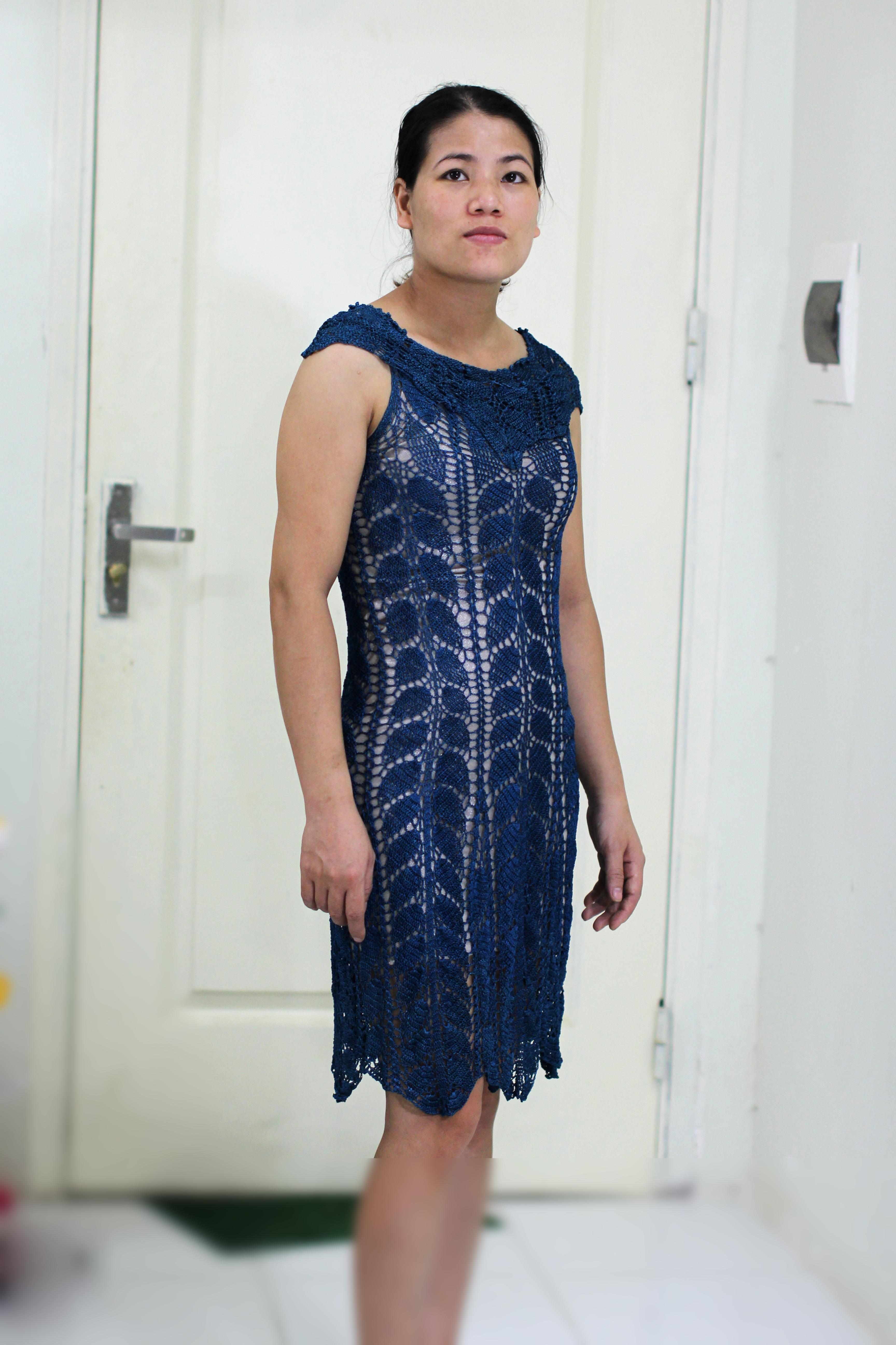 Crochet Summer Dress For Beach Craft Ideas