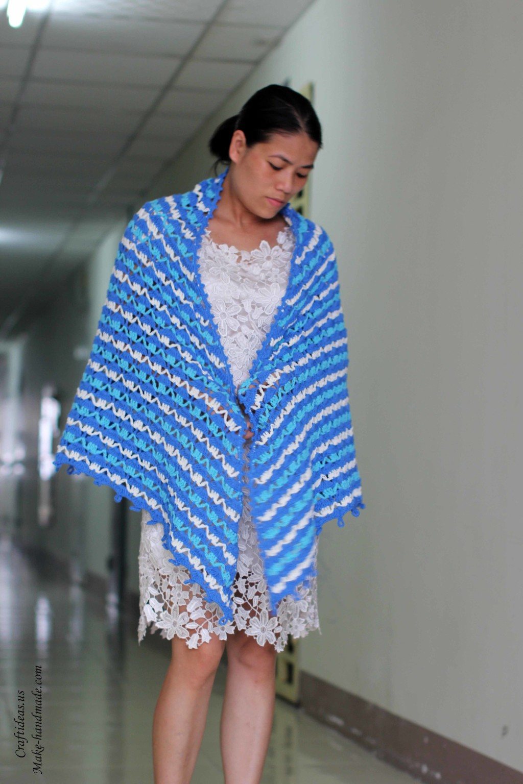 Crochet Shawls Craft Ideas