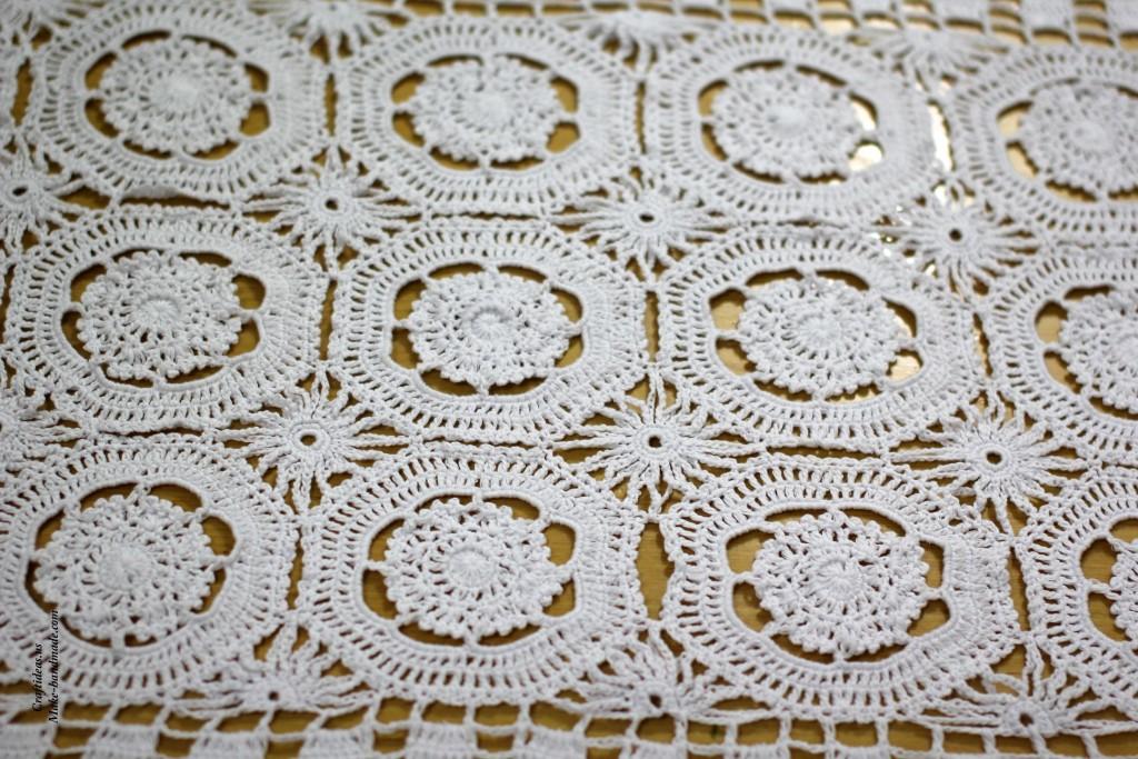 Crochet cute doily ideas