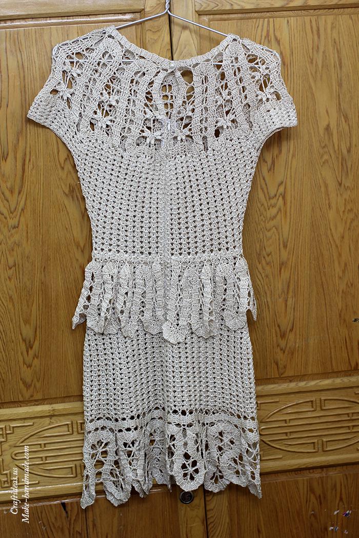 Crochet women dress ideas