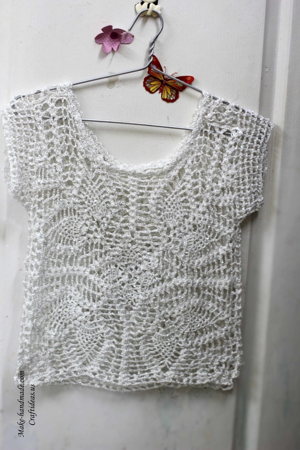 Crochet fashion ideas