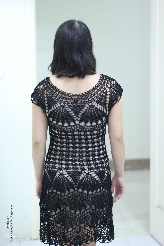 Crochet cute fancy dress ideas