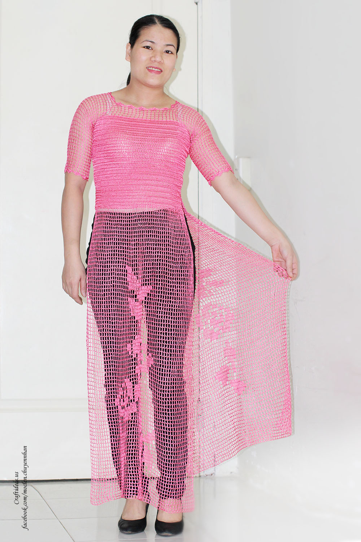 Crochet dress ideas