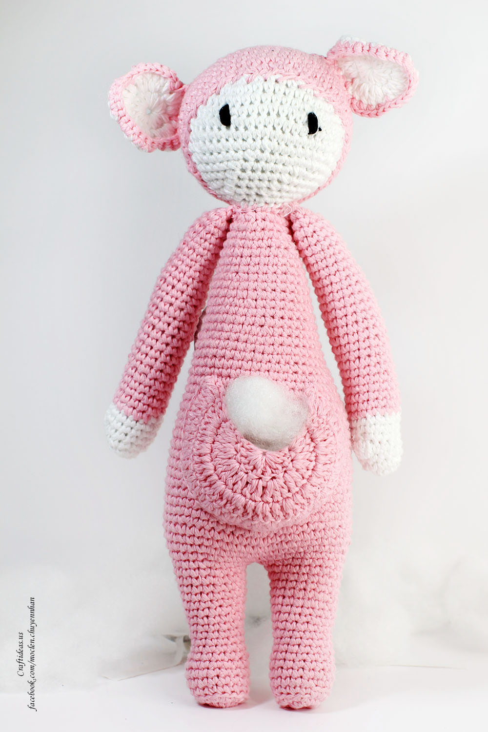 Crochet lalylala for kids