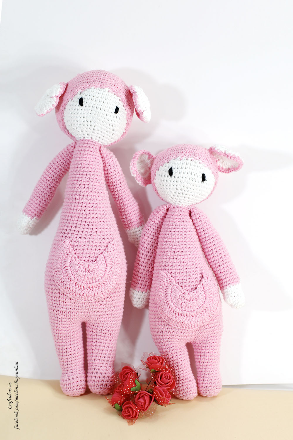 Crochet lalylala for little kids