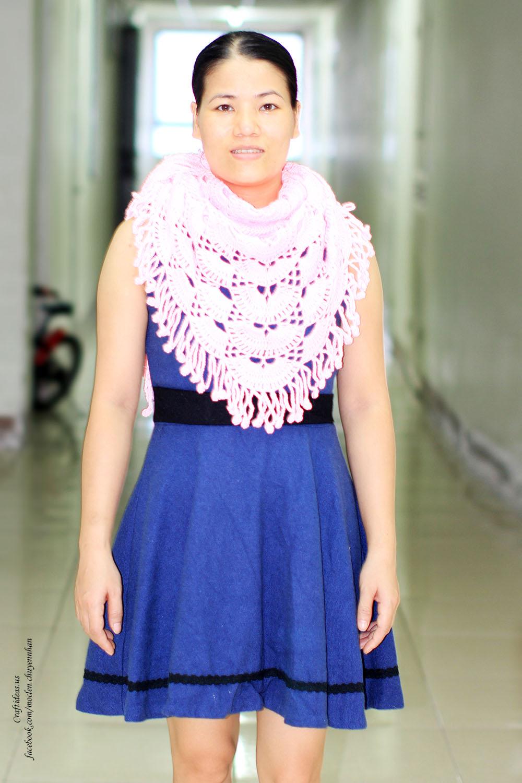 Crochet women shawl ideas