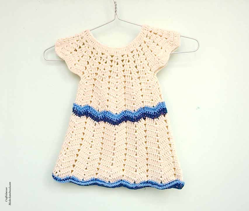 crochet-baby-dress-for-spring-and-summer