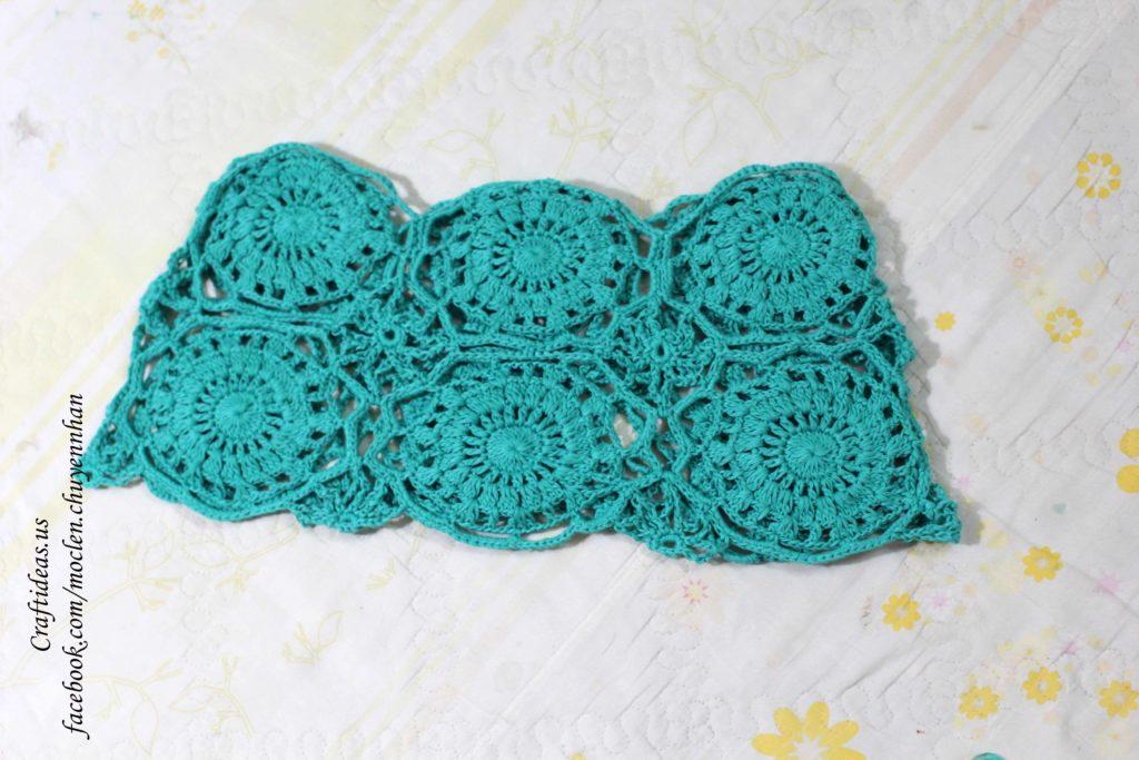 Crochet fashion ideas