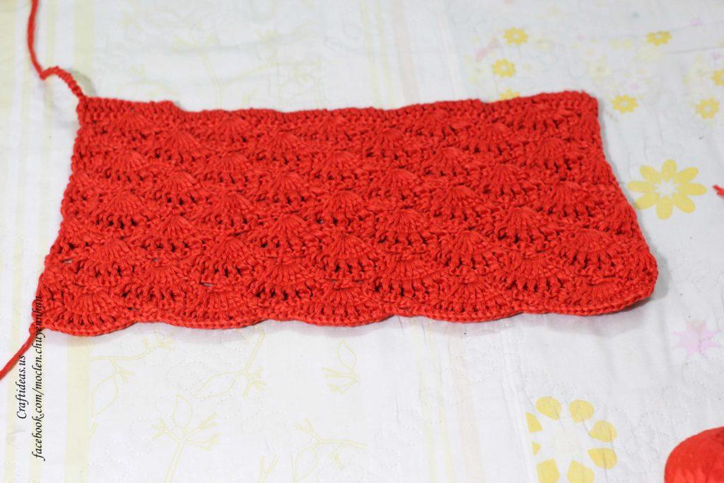Crochet shorts for beach photo crochet tutorial