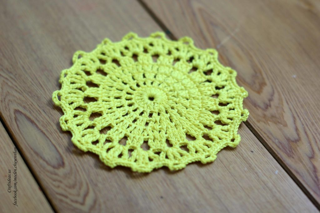 Crochet cute dishcloths ideas