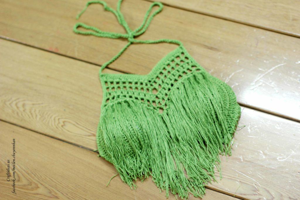 Crochet ideas for beach