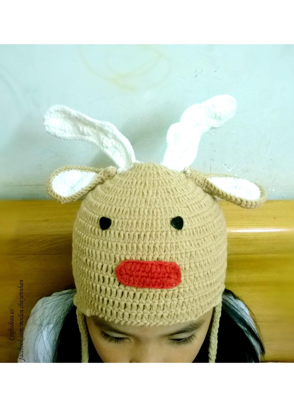 crochet baby bernie