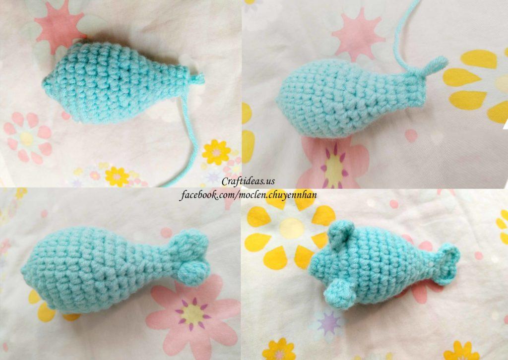 Seal crochet pattern - Julio Toys | Crochet patterns | Amigurumi | 726x1024