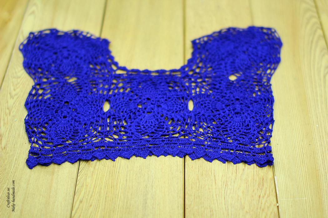 Crochet Summer Crop Top Ideas Craft Ideas